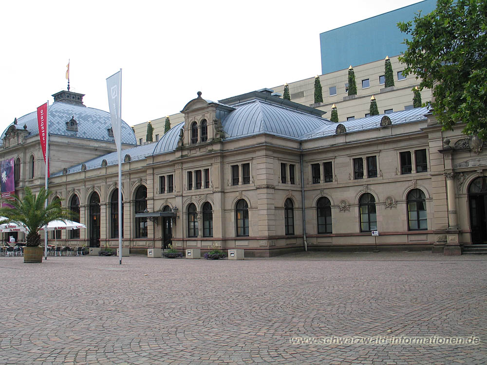 Is this another project that ron is involved in - Office du tourisme baden baden ...