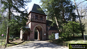 Torturm Schloss Solms