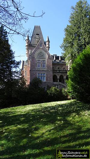 Schloss Solms Baden-Baden