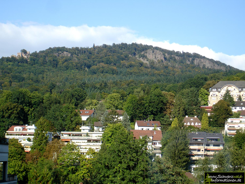 Schwarzwald ber den d chern von baden baden - Bilder von gefliesten badern ...