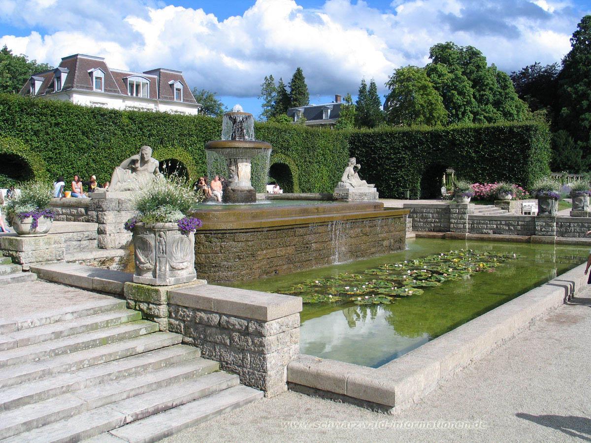 Schwarzwald die stadt baden baden for Quoka baden baden