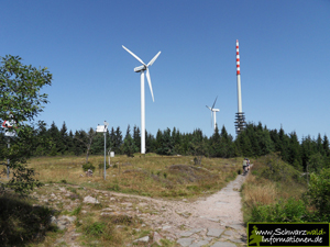 Windpark Hornisgrinde