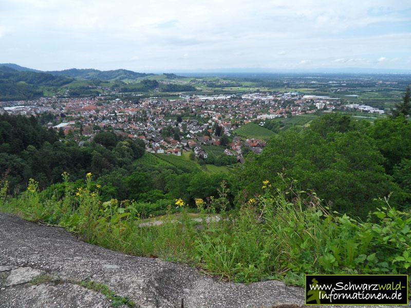 Www Schwarzwald Informationen De Ruine Schauenburg Oberkirch