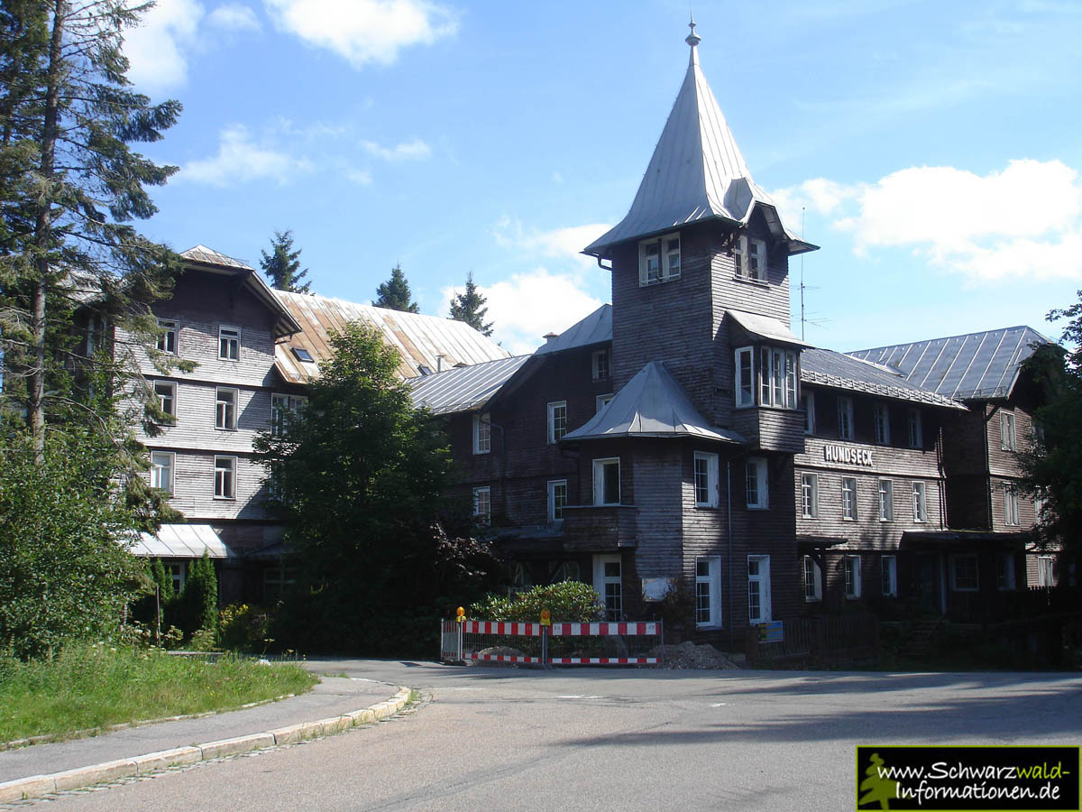 Hotel Hundseck