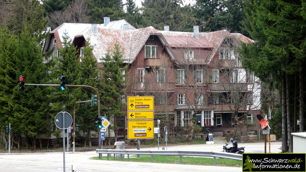 Schwarzwaldhochstraße Hotel