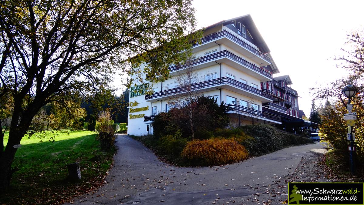 Hotels Schwarzwaldhochstraße