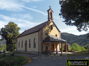 Maria-Hilf-Kapelle in Forbach
