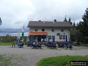 Berggasthauses Hochfirst