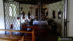 frühchristliche Missionskapelle